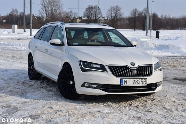 Škoda Superb 1.8 Tsi 180 Laurin & Klement 4X4, Polski Salon STAN WZOROWY okazja