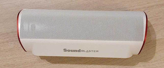 SoundBlaster Free głośnik bluetooth bezprzewodowy