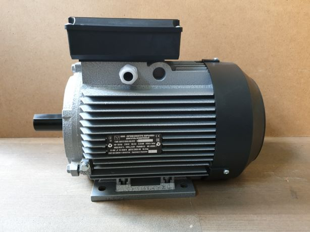 Електродвигун однофазний 220В для дому, электродвигатель однофазный