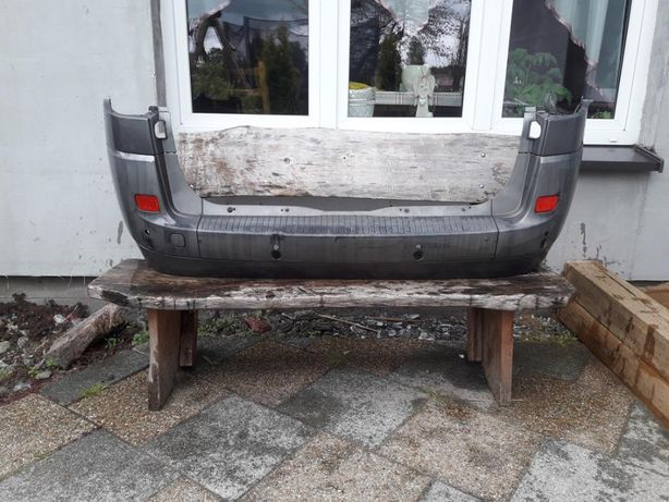 Zderzak Tylni Renault Scenic II NV603