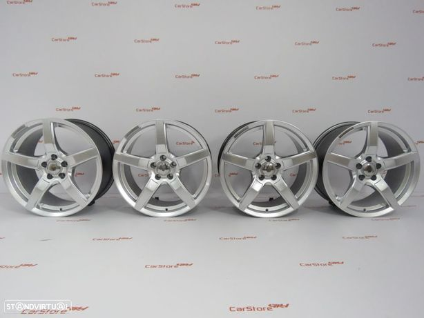 Jantes Riva DBZ 17 x 7.5 et35 5x100 Silver