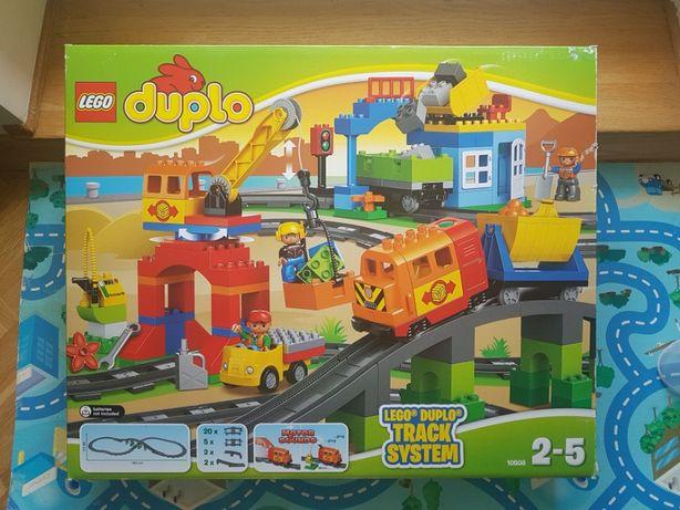Klocki LEGO DUPLO 10508 Pociąg Zestaw Deluxe Nowy