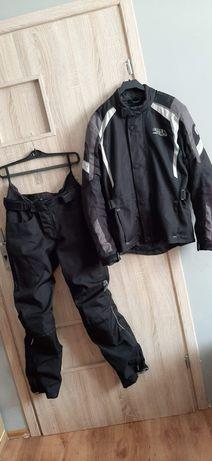 Motocyklowa kurtka i spodnie męskie M fastway