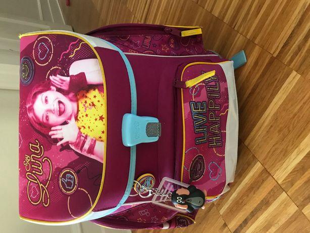 Plecak szkolny tornister dla dziewczynki  Scooli