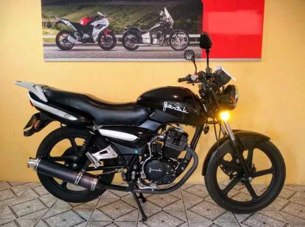 Motocykl Junak 122, poj. 125 ccm, od 1 właściciela, OKAZJA!