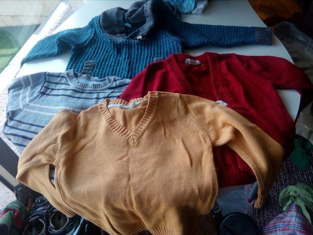 Camisolas. Casaco