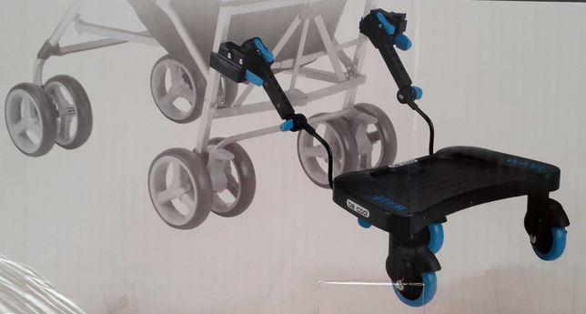 Plataforma universal carrinho bebé