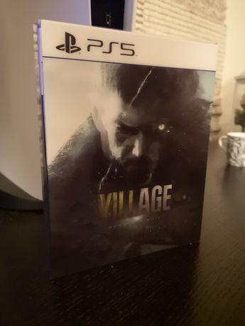 Resident Evil Village Lenticular Edition PS5