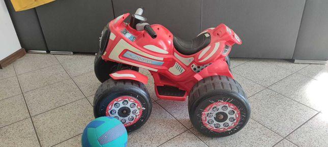 Moto 4 mini Elétrica