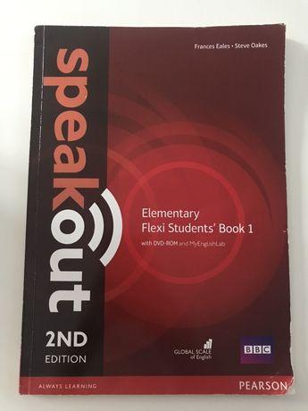 Podręcznik język angielski Elementary Flexi Students' Book 1