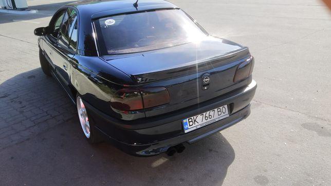 Opel omega b 2.0 IRMSHER ГБО