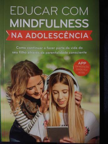 Educar com mindfulness na adolescência (Mikaela Övén)