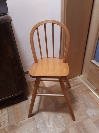 Porządne krzesło dziecięce