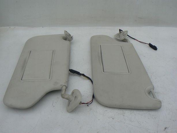Солнцезащитные козерьки Dodge Journey 2008-2020 г.в.