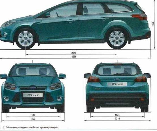 Разборка ford focus 3 универсал дизель