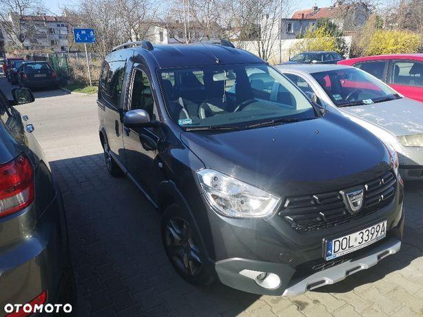Dacia Dokker Dacia Doker Stepway 1,5 dCI 70 kW