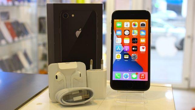 JAK NOWY Apple iPhone 8 256GB / GWARANCJA / Niepodległości 1