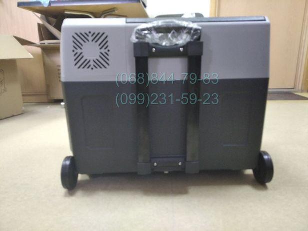 Автохолодильник - компрессор 12V/24V/220V | -15 / +10 °С | 40л
