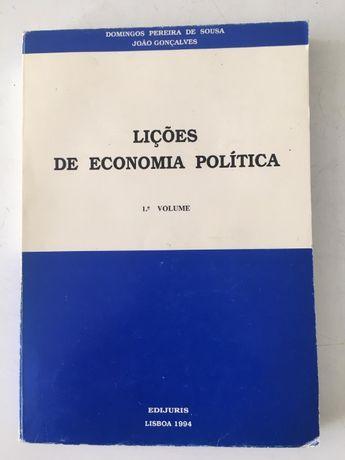 Lições de economia polita