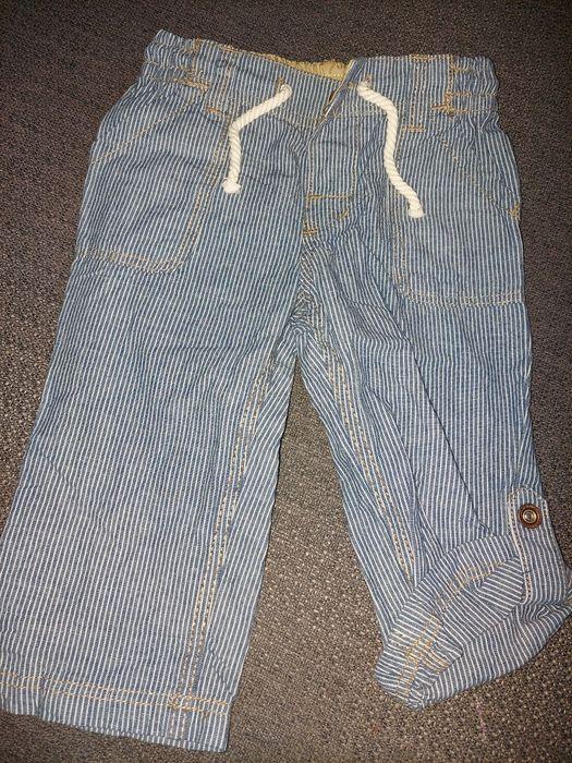 Spodnie chłopięce rozmiar 80 firmy H&M Pierkowskie - image 1