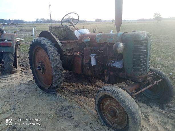 Zetory K 25 ,sprzedam dwa traktory oraz dużo zapasowych częci