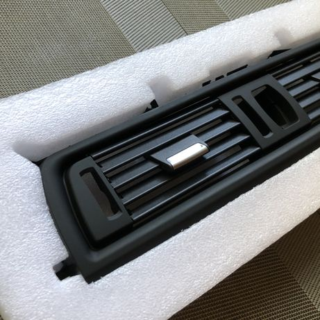 НОВЫЙ Воздуховод/Дефлектор Климата БЕЗ Хрома BMW 5 F07 F10 F11 Печки