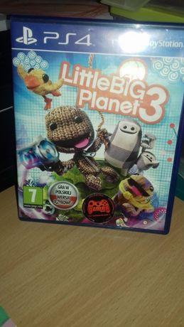 LittleBigPlanet 3 PS4 Polska Wersja