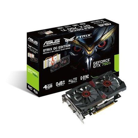 NVIDIA STRIX Geforce GTX 750 Ti oc 4Gb