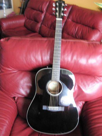 Fender Gitara Akustyczna CD 60 Czarna Błysk