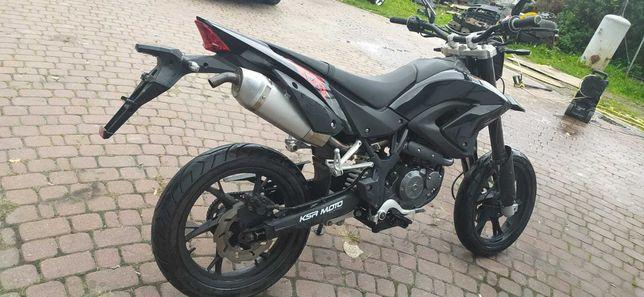 MOTOR ksr tw 125