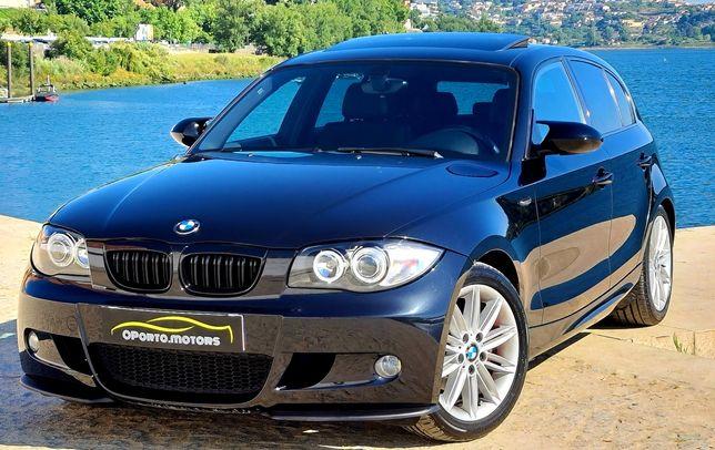 BMW 118d Pack M (Nacional)