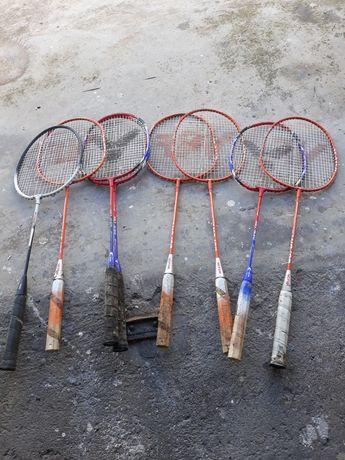 Vendo raquetes em bom estado