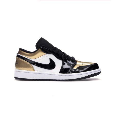 Nike Jordan 1 Low Gold Toe