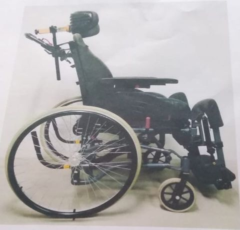 Wózek inwalidzki specjalny Netti 4U CED