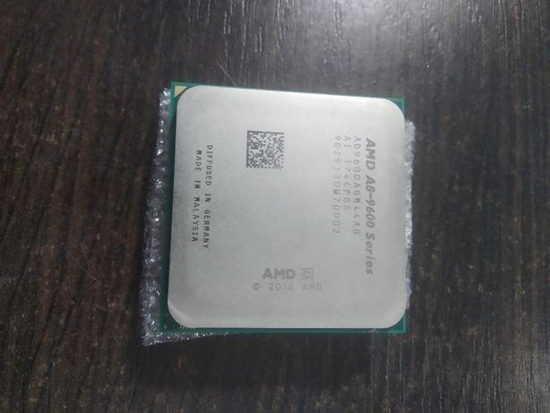 AMD A8 9600 4 ядра