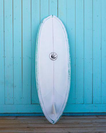 Prancha de surf single fin