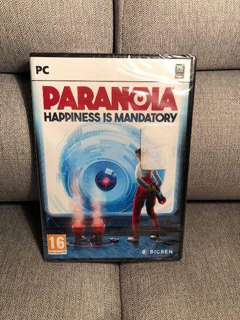 Nowa gra Paranoia Happinessis is Mandatory PC folia