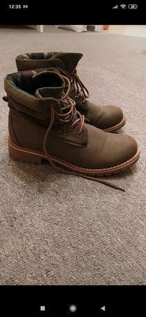 Idealne buty na jesień/zima