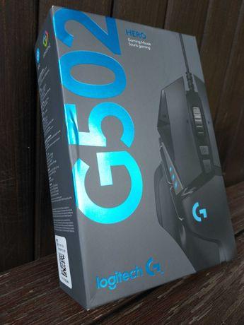 Мышь компьютерная игровая  Logitech G502 Hero