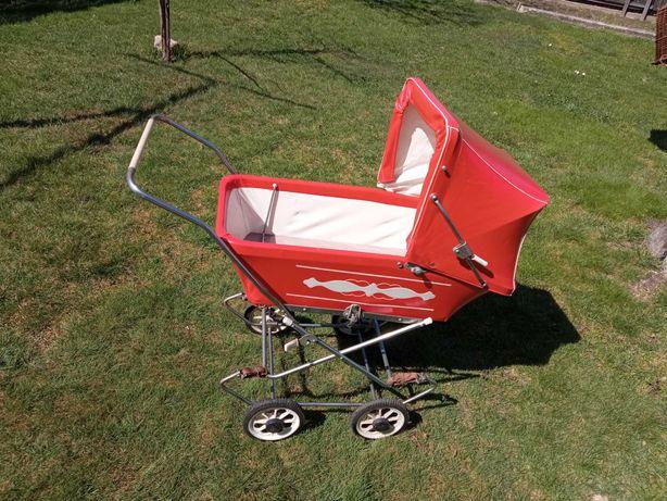 Wózek dla lalek PRL
