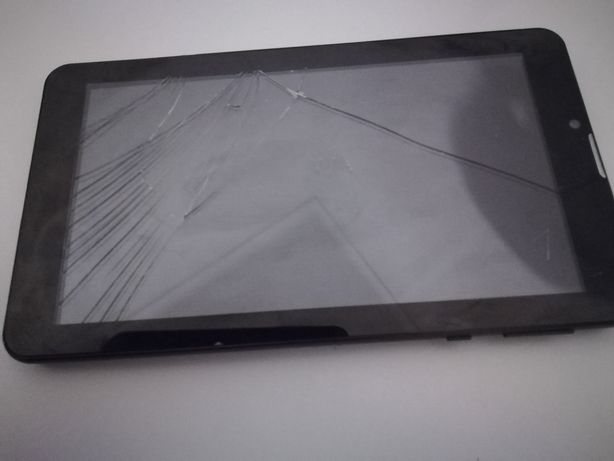 Tablet danificado