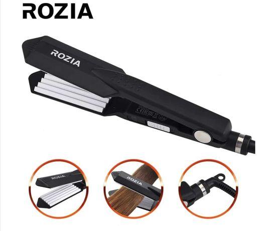 Плойка-гофре для волос Rozia HR-746