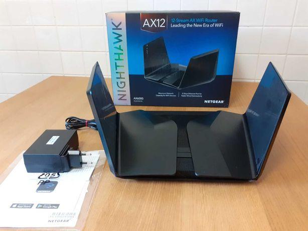Netgear Nighthawk RAX120 - Router WiFi 6 AX6000