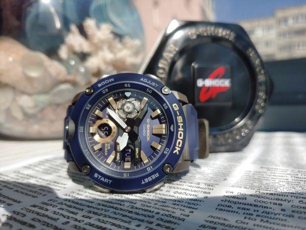 новые часы Casio g-shock ga2000 carbon core