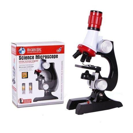 Детский микроскоп Дитячий мікроскоп для ребенка с 1200 Х увеличением