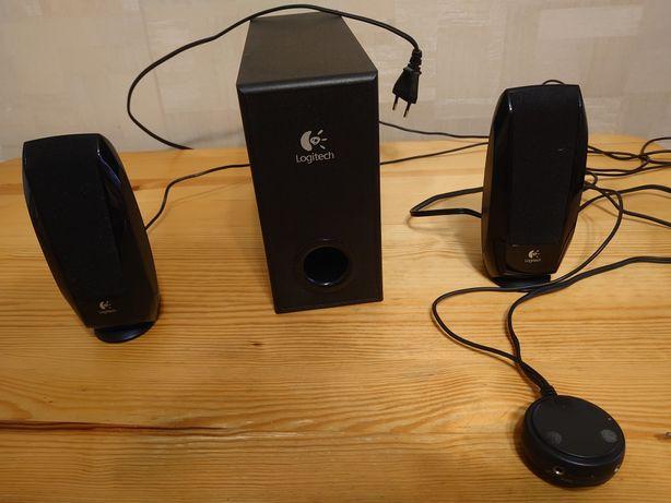 Głośniki Logitech 2.1