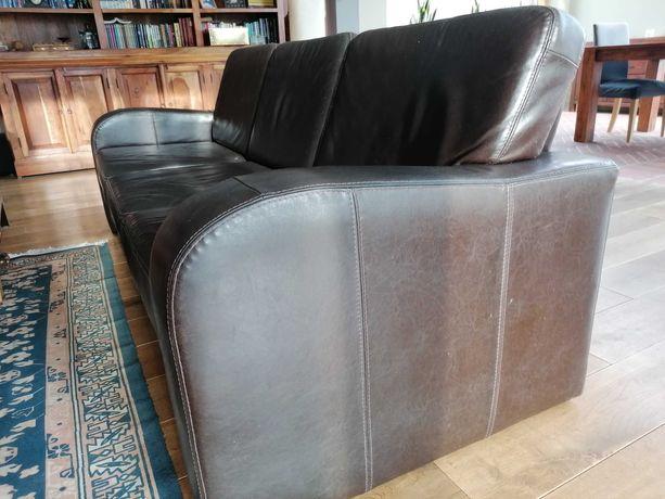 Kanapa sofa skórzana almidecor