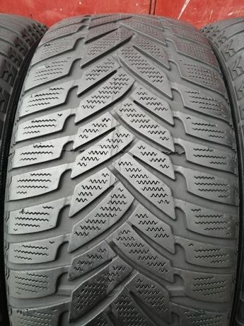 225/55/16 R16 95H DUNLOP SP WINTER SPORT M3 4шт ціна за 1шт зима шини
