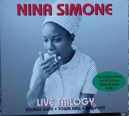Nina Simone Live Trilogy (Remastered) 3 CD