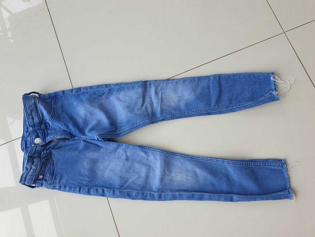 Spodnie Jeansowe rozmiar